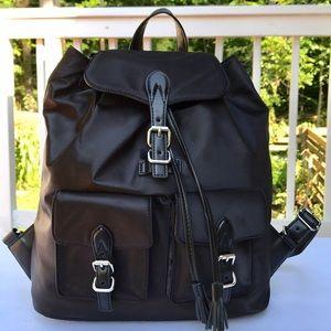 Rebecca minkoff Alice tassels large Backpack